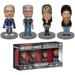 SONS/ANARCHY 4pc MINI WW SET