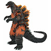 BURNING GODZILLA 12 INCH FIG