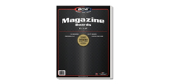 UPRO & BCW Comic & Magazine Storage