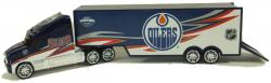 NHL 1/64 DIE CAST TRANSPORT TRUCK OILERS