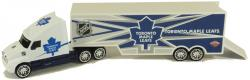 NHL 1/64 DIE CAST TRANSPORT TRUCK LEAFS
