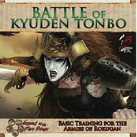 L5R15500-L5R BATTLE OF KYUDEN TONBO BOX