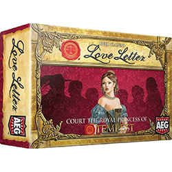 AEG5109-LOVE LETTER BOXED ED