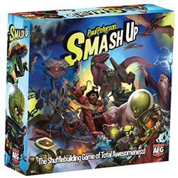 AEG5501-SMASH UP CARD GAME