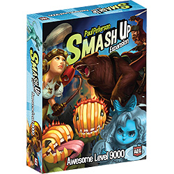 AEG5502-SMASH UP: AWESOME LEVEL 9000