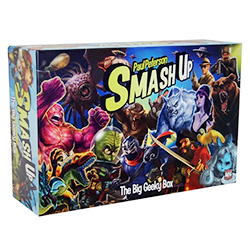 AEG5505-SMASH UP: BIG GEEKY BOX