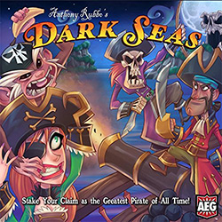 AEG5826-DARK SEAS GAME