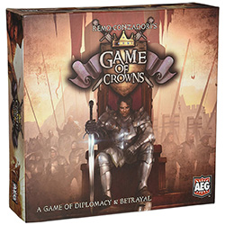 AEG5828-GAME OF CROWNS CARD GAME