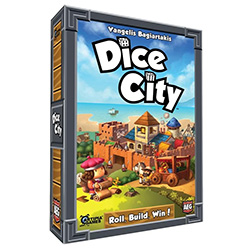 AEG5836-DICE CITY GAME