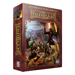AEG5839-TREASURE LAIR CARD GAME