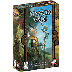 AEG5861-MYSTIC VALE CARD CRAFTING GAME