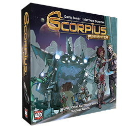 SCORPIUS FREIGHTER GAME