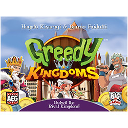 AEG5876-GREEDY KINGDOMS CARD GAME
