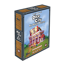 AEG5881-DICE CITY: BY ROYAL DECREE
