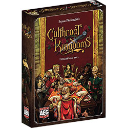AEG5890-CUTTHROAT KINGDOMS GAME
