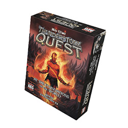 THUNDERSTONE QUEST EXP