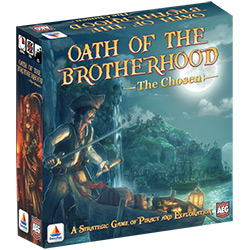 AEG7002-OATH OF THE BROTHERHOOD GAME