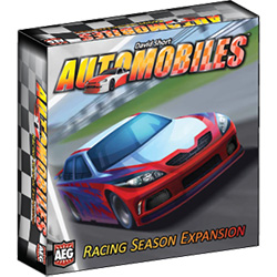 AEG7012-AUTOMOBILES: RACING SEASON