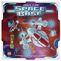 AEG7032-SPACE BASE GAME