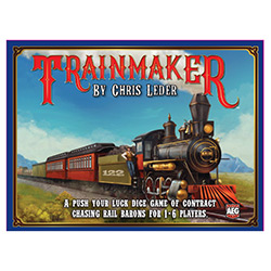 AEG7038-TRAINMAKER DICE GAME