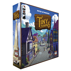 AEG7053-TINY TOWNS GAME