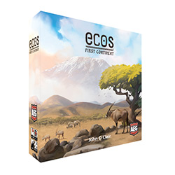 AEG7062-ECOS: FIRST CONTINENT GAME