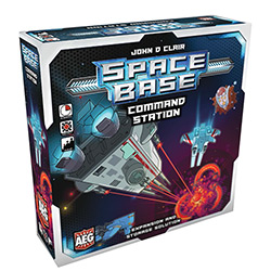 AEG7064-SPACE BASE COMMAND STATION EXP