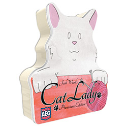 CAT LADY PREMIUM EDITION