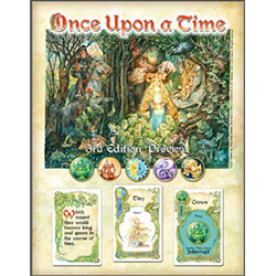 AG1030-ONCE UPON A TIME CARD GAME