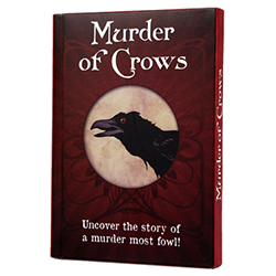 AG1342-MURDER OF CROWS CARD GAME