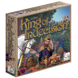 AGS04001-KING OF INDECISION GAME
