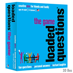 ATE02141-LOADED QUESTIONS THE GAME