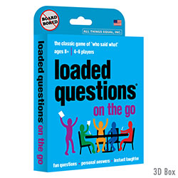 ATE20097-LOADED QUESTIONS ON THE GO