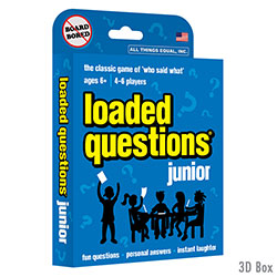 ATE20098-LOADED QUESTIONS JUNIOR