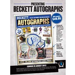 BECAUPG-BECKETT AUTOGRAPH  ANNUAL #2