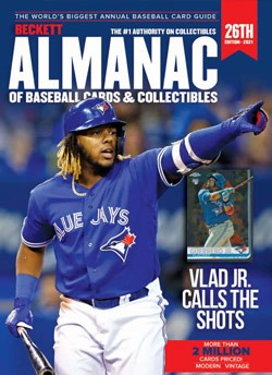 BECBBAL-BASEBALL BECKETT ALMANAC #25