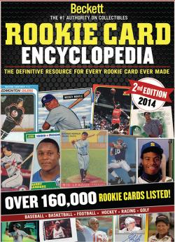 BECRCEN-BECKETT ROOKIE CARD ENCYCLOPED