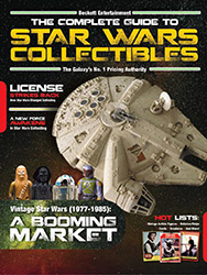 BECSWC-BECKETT STAR WARS COLLECTIBLES
