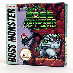 BGM011-BOSS MONSTER EXP CRASH LANDING