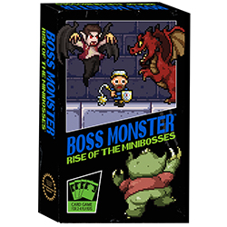 BGM017-BOSS MONSTER RISE OF THE MINIBOSSES GAME