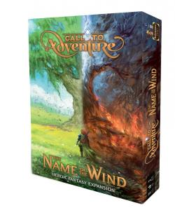 CALL TO ADVENTURE EXPANSION: NAME of the WIND