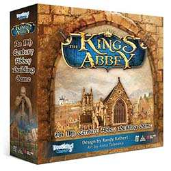 THE KING'S ABBEY BOARD GAME
