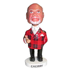 BOBBLEHEAD DON CHERRY (12/1)