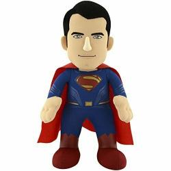 BLCNBVSSU-BM V SM 10'' PLUSH SUPERMAN