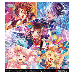 WS SCHWARZ BANG DREAM GIRLS BAND PARTY BP V2