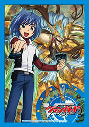 BRY33HSW-CARDFIGHT SILVER WOLF SLEEVES