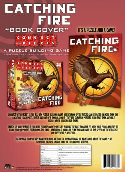 WK24036-CATCHING FIRE PUZZLE BUILDG GM