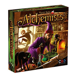 CGE00027-ALCHEMISTS BOARD GAME