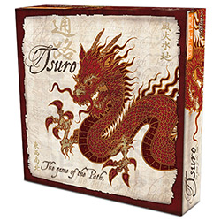 CLP020-TSURO THE GAME OF THE PATH