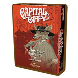 CLP134-CAPITAL CITY GAME